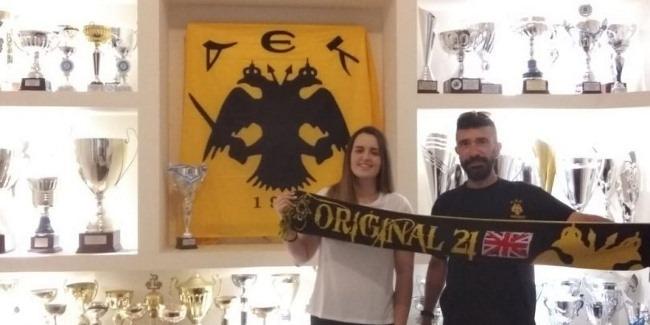 AEK-volley-Evaggelia-Vyzantinou
