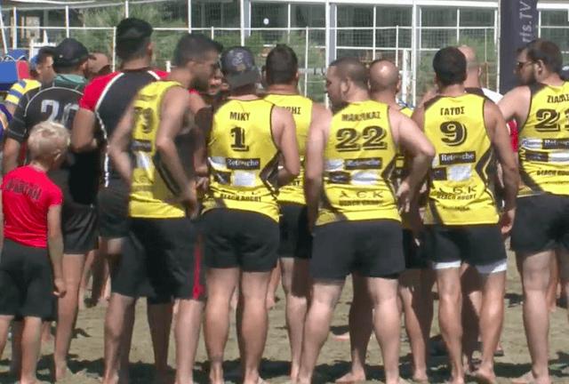 AEK_beach_rugby