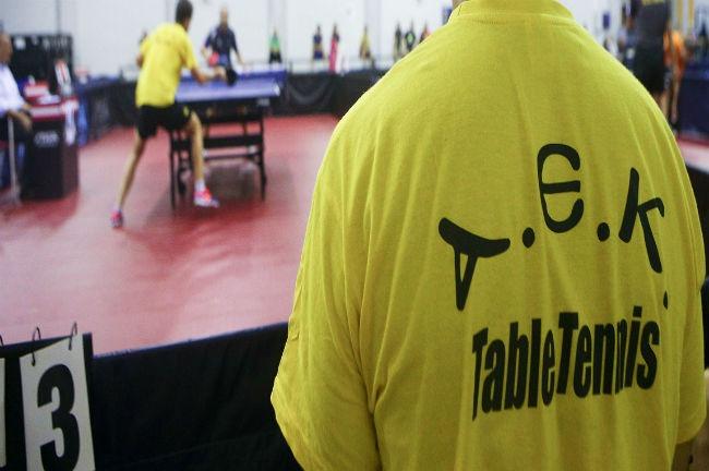 ΑΕΚ Table Tennis