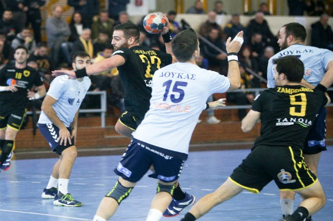 aek-doukas-handball-kypello-kipello-cup-papadionisiou-goal-shoot