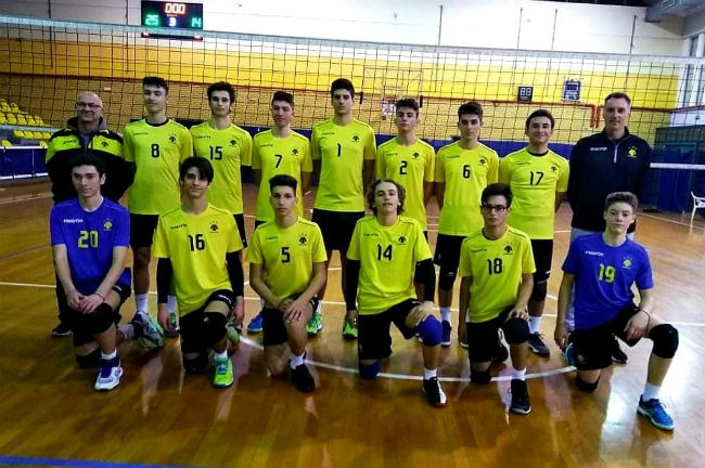 aek-paides-team-omada-omadiki-volley-volleyball