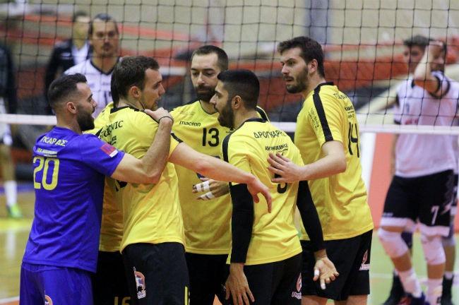 aek-paok-volley-volleyball-men-andron-andrwn-gkaras-tzioumakas-drogkaris-kanellos-team-omada-omadiki