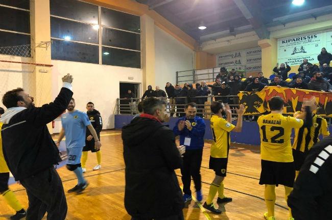 aek-panathinaikos-pao-futsal-team-omada-kosmos
