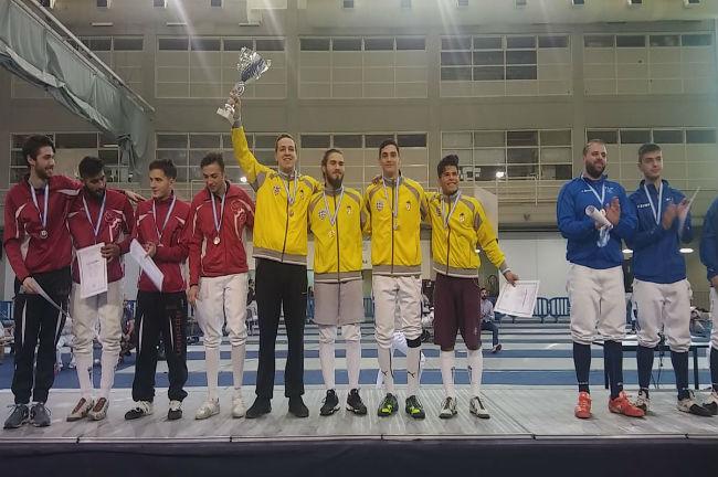 aek-xifaskia-fencing-men-andres-team-omada-omadiki-tropaio-kipello-protathlima
