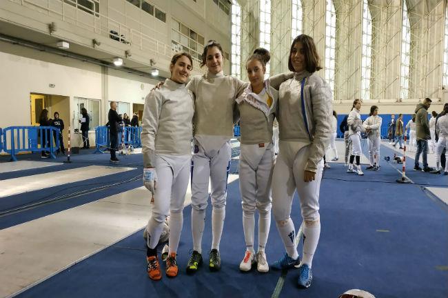 aek-xifaskia-fencing-neanides-team-omada-omadiki