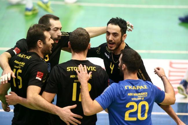 pao-panathinaikos-aek-men-andriko-volley-volleyball-team-omada-omadiki-salafzoon