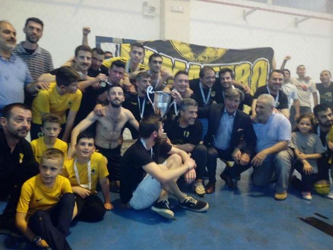 aek-champions-salas-futsal-team