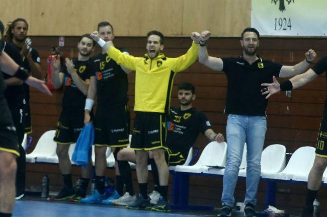 aek-osfp-olympiacos-handball-pagkos-team-omada-omadiki-xatsikas-georgiadis-chatsikas