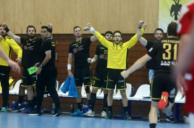 aek-osfp-olympiacos-handball-pathos-passion-georgiadis-palevicius-goal-team-omada-omadiki-pagkos