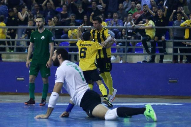 aek-pao-panathinaikos-futsal-salas-pathos-goal-passion-down