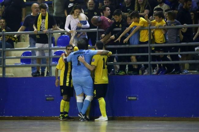 aek-pao-panathinaikos-futsal-salas-team-omada-omadiki-goal-pathos-passion