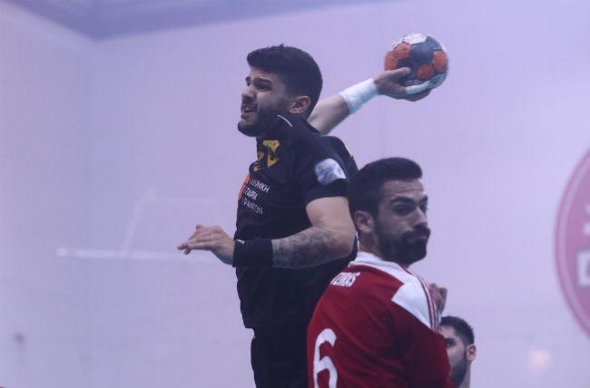 olympiacos-osfp-aek-handball-dompris-dobris