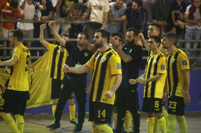 aek-pao-panathinaikos-futsal-salas-panigiriki-penalty-team-omada-omadiki-pathos