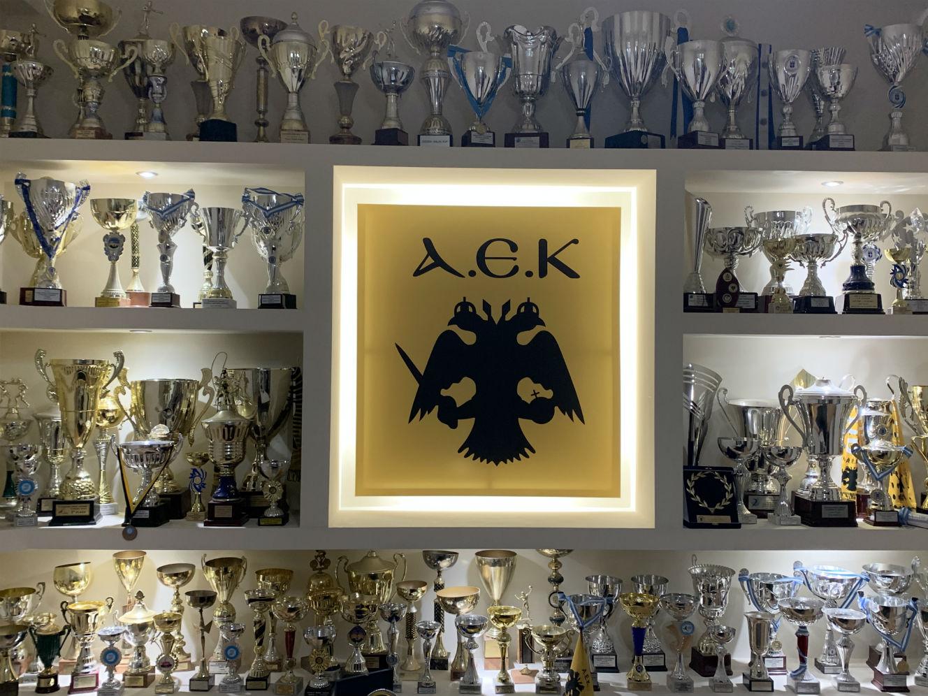 aek trophy room-tropaia-kipella1111